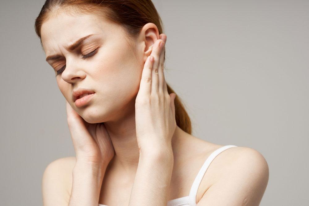 Dental infection symptoms