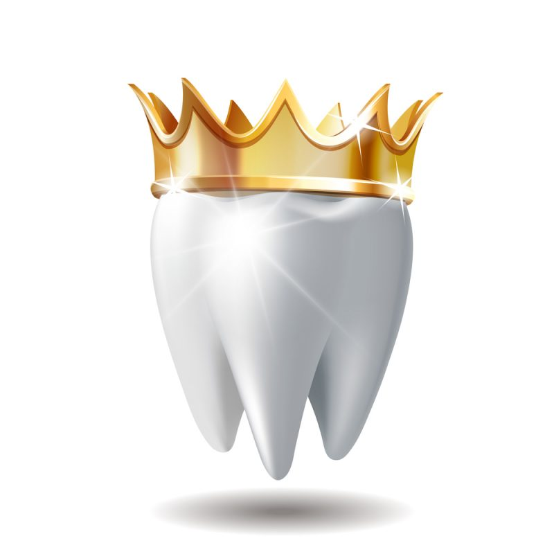 Post endodontic treatment