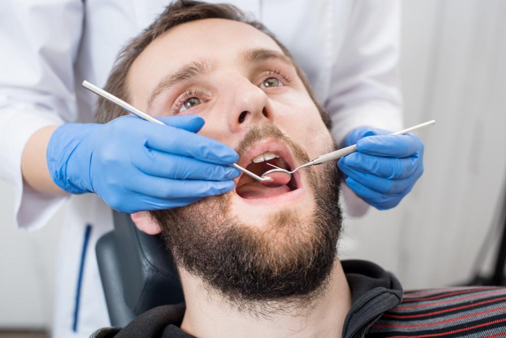 Diagnosis of periodontitis